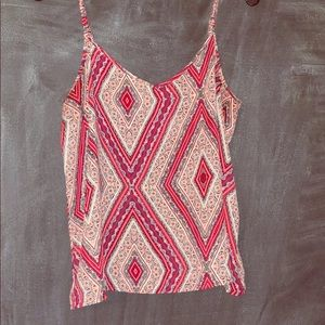 Hollister silky tank top
